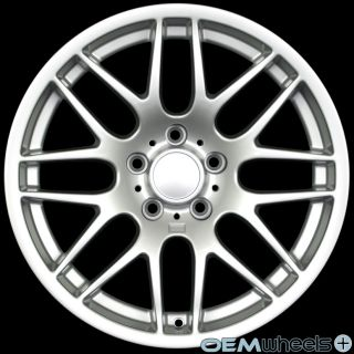 18 Silver CSL Style Wheels Fits BMW E46 E90 E92 E93 323 325 328 330