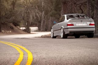 E39 M5 Avant Garde M310 Concave Silver Staggered Wheels Rims