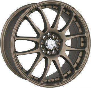 18 Wheels Rims Honda Element Toyota Celica Scion TC Nissan 5x100