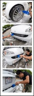 BRUSH ULTIMATE CAR TRUCK SUV RV WHEEL & RIM DETAILING CLEANING TOOL