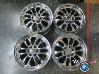 Tahoe Silverado Factory Chrome 20 Wheels Rims GMC Escalade