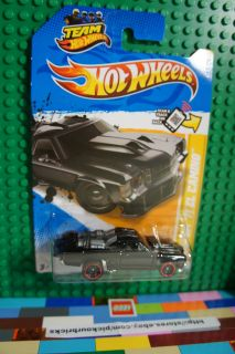 Wheels Custom 71 El Camino Mad Max Diecast 2012 New Models Series 49