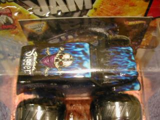 Hot Wheels Monster Jam 2012 1st Edition Son UVA Digger New L K