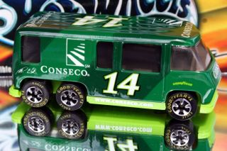 Hot Wheels Racing RV Series Mike Bliss 14 Conseco