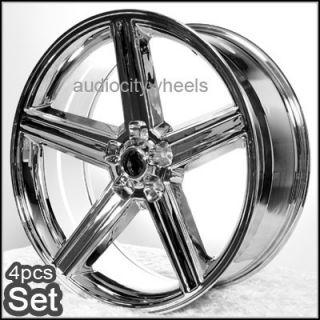 26 inch IROC Wheels 5LUG Elcamino Camaro Rims Chevy