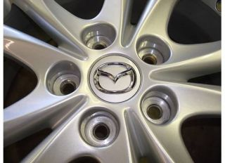 17 10 11 Mazda 3 Alloy Wheel OEM Rim SPORT Mazda3 S GT Factory Grand