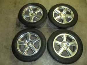 Suburban Tahoe Silverado Avalanche 20 Wheels Rims Tire