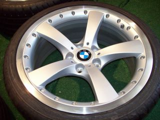 19 BMW Factory 179 Wheels Tires E60 E61 5 Series 525 528 530 535 545