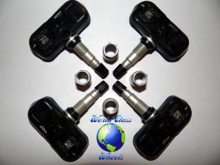 Honda TPMS Tire Pressure Sensor 42753 SWA A53 Set of 4