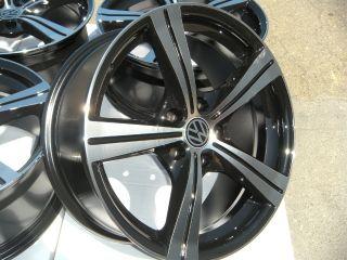 17 Wheel Rim CC EOS Jetta Golf Gli GTI Passat R32 Rabbit VW Audi A3 A4