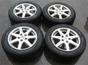 03 04 05 Accord 16 Alloy Wheels Rims Tires Set LKQ