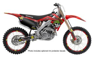 All yrs CRF 70 80 100 Graphics Kit Honda CRF70 CRF80 CRF100 Deco
