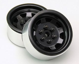 Crawler 1.9 OEM Style Beadlock Wheels (4) by RC4WD Part # BL66 Rims