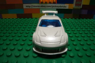 Hot Wheels White Nissan 350Z Diecast Vehicle HW City Graffiti Series