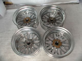 Work Bersaglio 18X8J 46 38 5x114 Alloy Rims Wheels Supra IS200 R32 r33