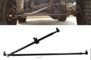 Jeep TJ XJ ZJ Heavy Duty Crossover Steering Conversion
