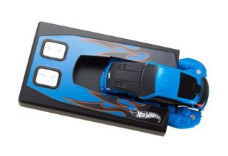 Hot Wheels RC Stealth Rides Ford Fiesta Rally