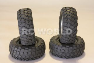 10 TRUCK TAMIYA TOYOTA TUNDRA RIMS WHEELS TIRES HIGHLIFT TRUCK WHEELS