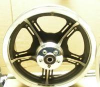 Harley Pair Softail Fatboy Aluminum Wheels 00 06 16X3
