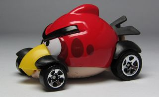 Wheels Rovio Angry Birds Red Bird Diecast Vehicle 2012 New Models 47