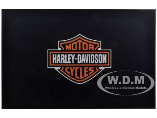 DAVIDSON FLSTC HERITAGE SOFTAIL CLASSIC ORANGE 1/12 HIGHWAY 61 81180