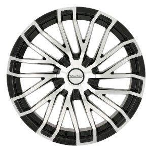 TR4 Black Wheels Rims 5x112 Audi TTS Q5 Crossfire 57 57s 62 62s