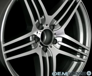 Wheels Fits Mercedes Benz AMG Staggered C280 C350 W203 Rims