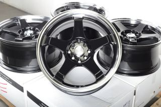 Effect Wheels Passat Cobalt Legend Integra Fit Civic Alloy Rims