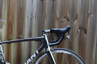 TCR Advanced SL Carbon Road Bike Zipp Wheels SRAM Red Medium