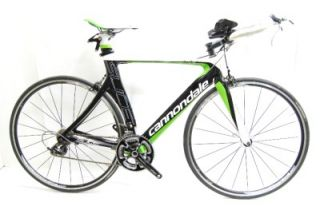 Slice 5 Carbon Triathalon Bike 54cm Shimano 105 R500 Wheelset