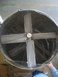 Lot of 3 Maxx Air 42 Air Circulator Fans Model BF42BD