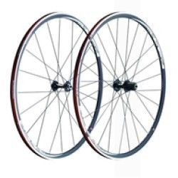 BLACKJACK 700C ROAD RACING BIKE WHEELS FRONT AND REAR SHIMANO 9 SPEED
