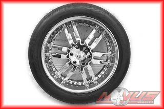 Caracas Chevy Tahoe Silverado GMC Sierra Yukon Wheels Tires 20