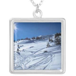 Winter land Winter sun Necklaces