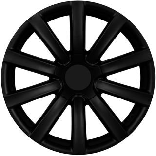 18 VW R32 Matte Black Wheels Rims Fit VW Jetta MKV Mkvi Passat B6 CC