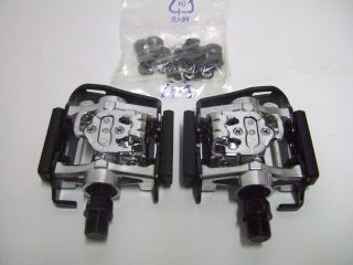 NEW 2009 VP DUAL PURPOSE ATB PEDALS   Model VP X93. THESE PEDALS WOULD