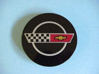 1984 1985 Chevrolet Corvette Center Cap Set of Four
