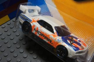 Hot Wheels Dodge Challenger Drift Car Diecast HW Code Cars 12 Series