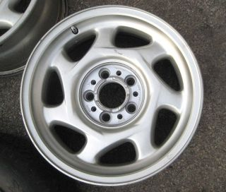 BMW E31 Turbine 16 Alloy Wheels Set 16x7 5 91 97 840CI 840i 850CI