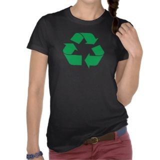 Recycle Symbol Tee Shirt
