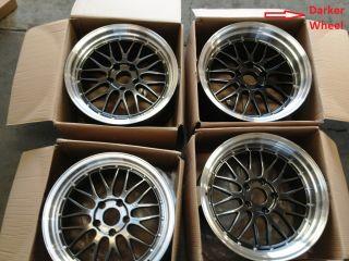 18x9 5 10 5 Varrstoen ES111 Wheels 5x20 Rim Fits M3 2000 2012