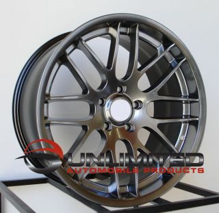 19 BMW CSL M3 Staggered Wheels Rims E46 E90 E92 E93