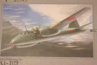 Arii Ki 109 Japanese Army Experimental Fighter SEALED 2