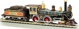 51101 American 4 4 0 Steam Locomotive Tender Union Pacific 119