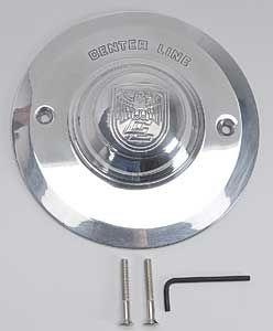Centerline Wheels CS123 Billet Aluminum Center Cap