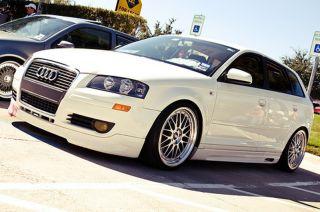 19x8 5 LM Style 5x112 Hyper Black Wheel Fit Audi A4 A5 A6 A8 S4 S5 Q5