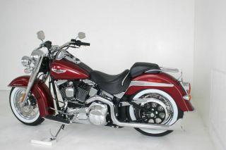 Samson True Dual Longtail Exhaust Harley Softail S2 432