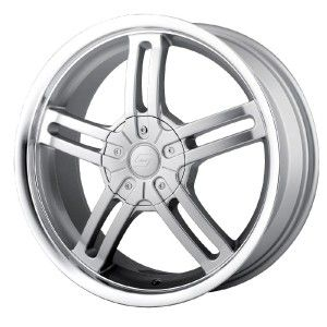 16 inch Sacchi S12 Hypersilver Wheels Rims 5x115 Prestige Torrent Vue