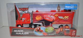 New Disney Pixar Cars Mack Hauler Exclusive Truck
