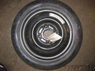 mitsubishi eclipse OEM spare temporary wheel tire rim donut 125/70/16